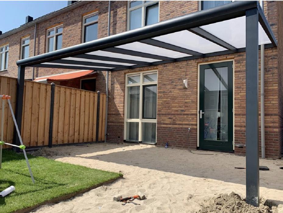 Veranda Excellent overkappingen en veranda bouw